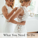 What to Do Before Your First Bridal Appointment