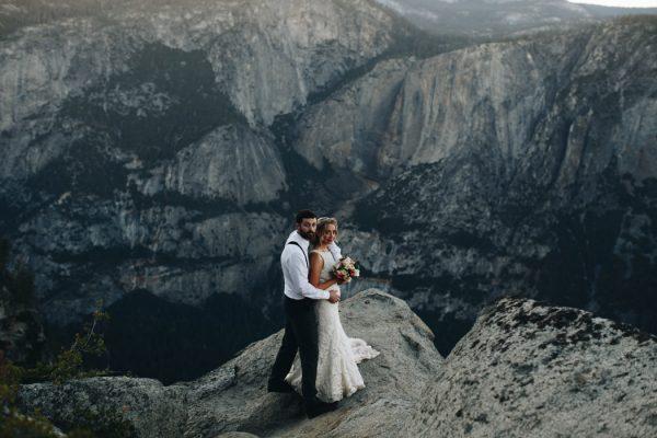 Whimsical Diy Wedding At Yosemite Bug Rustic Mountain