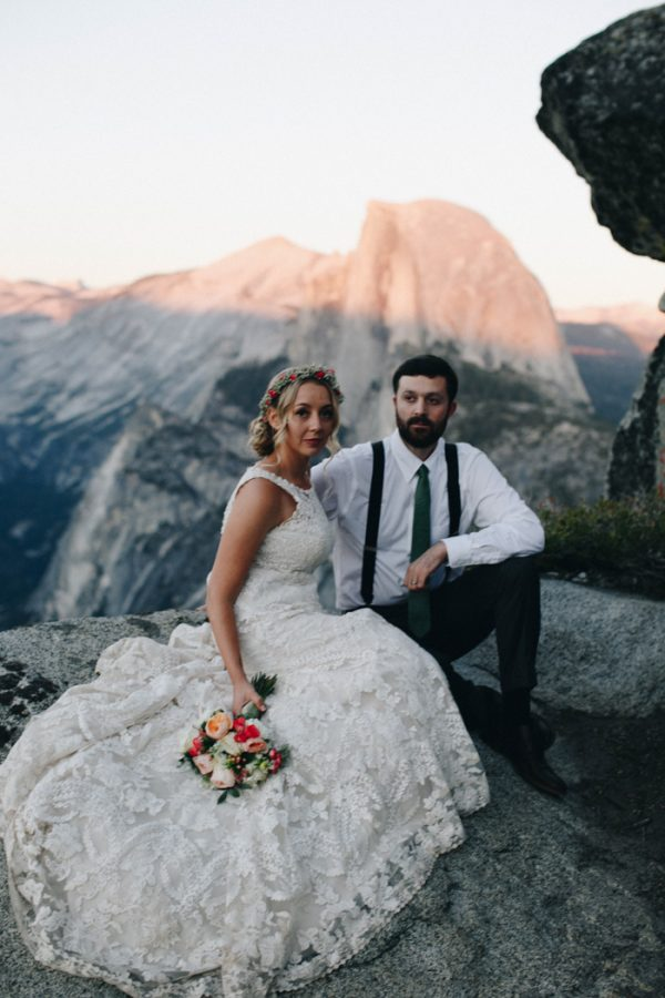 Whimsical DIY Wedding at Yosemite Bug Rustic Mountain Resort