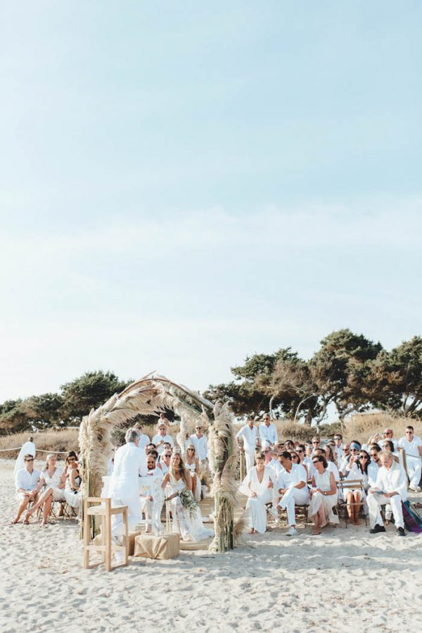 unique beach wedding locations - Fromentera, Spain