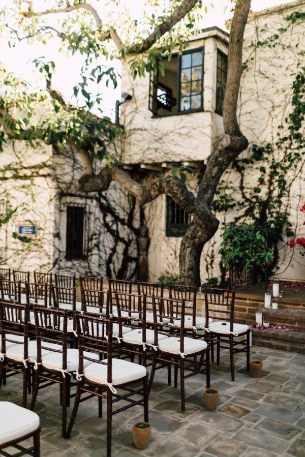 Tuscan Inspired California Wedding At The Villa San