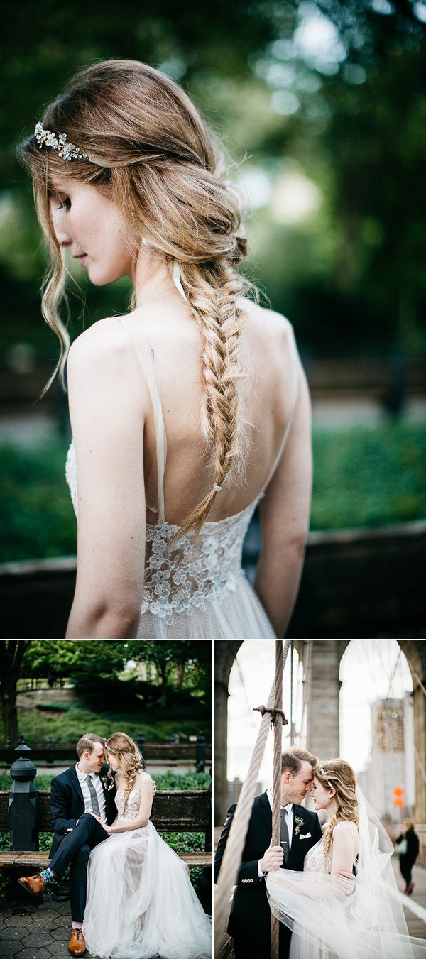 loose-fishtail-braid-wedding-hairstyle-knw-photo