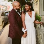 Romantic Cool Williamsburg Wedding at Aurora