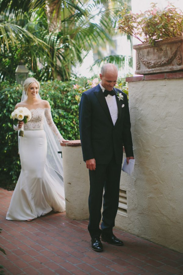 This Black Tie Santa Barbara Wedding is Far From Stuffy | Junebug ...