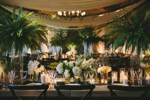 This Black Tie Santa Barbara Wedding Is Far