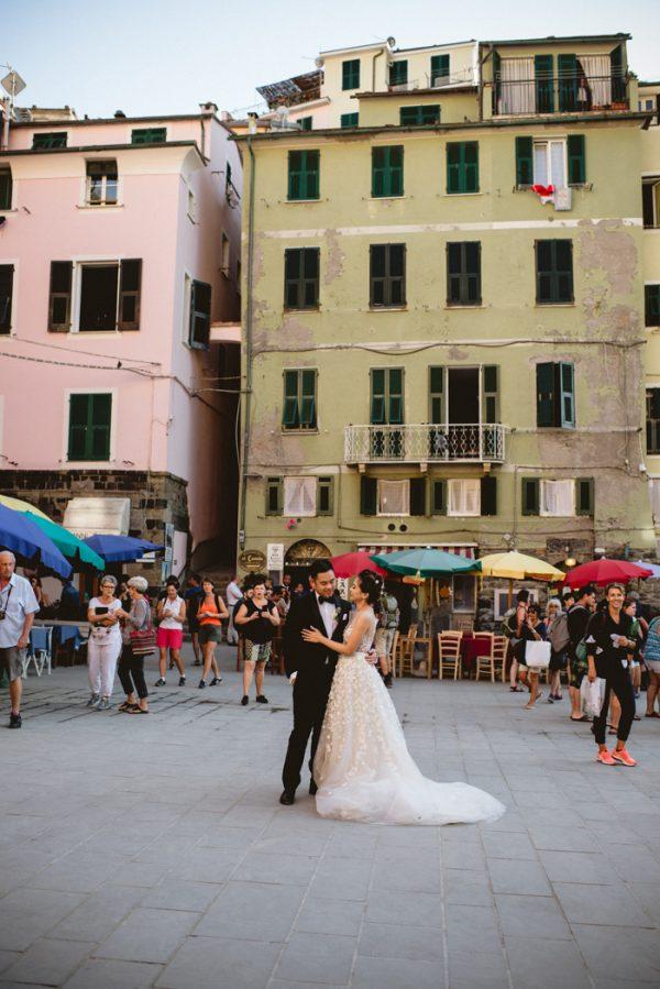 This Breathtaking Cinque Terre Wedding Has The Most