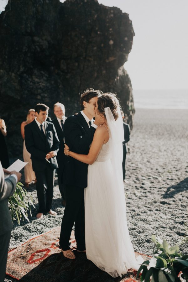 This Oceanside Wedding At Shelter Cove Is The