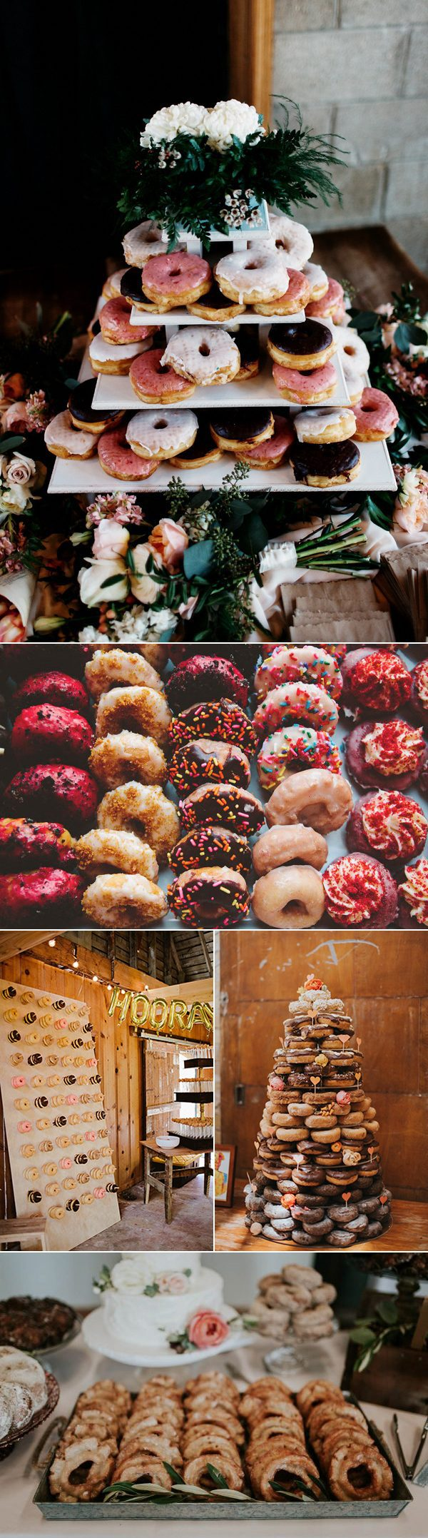 wedding-donut-displays