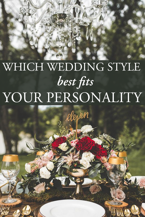 Quiz: Which Wedding Style Best Fits Your Personality | Junebug Weddings