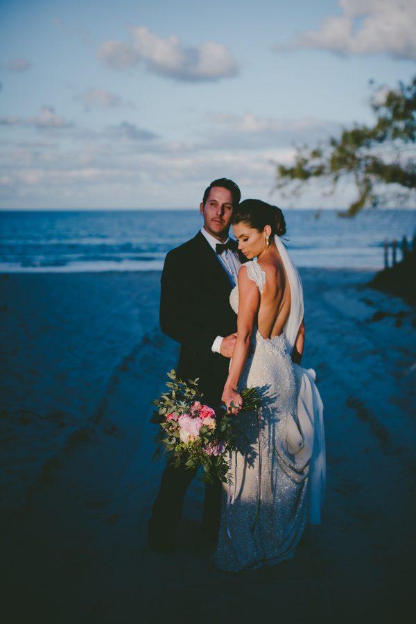 unique beach wedding locations - Noosa North Shore