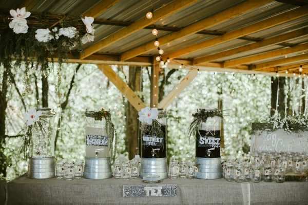 Absolutely Enchanting Southern DIY Wedding at Aurora Acres Stephanie Sorenson Photography-14