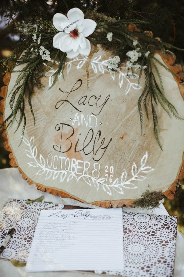 Absolutely Enchanting Southern DIY Wedding at Aurora Acres Stephanie Sorenson Photography-16