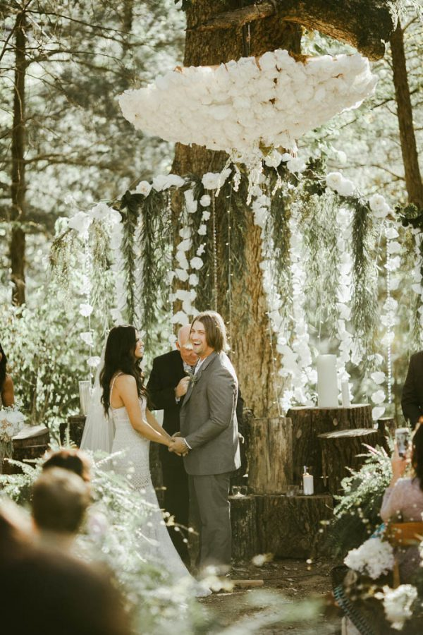 Absolutely Enchanting Southern DIY Wedding at Aurora Acres Stephanie Sorenson Photography-25