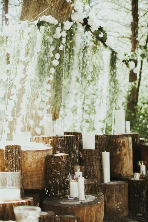 Absolutely Enchanting Southern DIY Wedding at Aurora Acres Stephanie Sorenson Photography-50