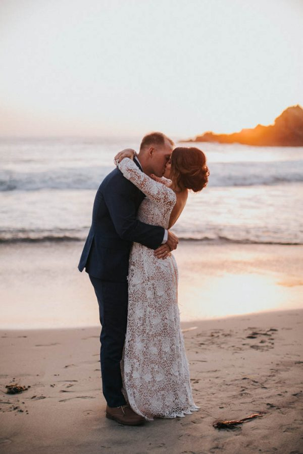 Breathtaking Handmade Elopement at Glen Oaks Big Sur Jen Workman-13