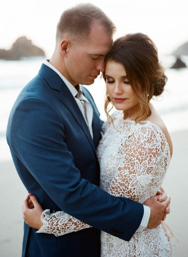 Breathtaking Handmade Elopement at Glen Oaks Big Sur Jen Workman-29