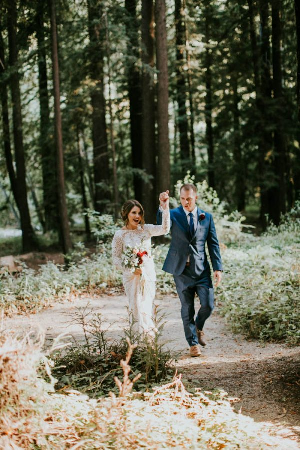 Breathtaking Handmade Elopement at Glen Oaks Big Sur Jen Workman-32
