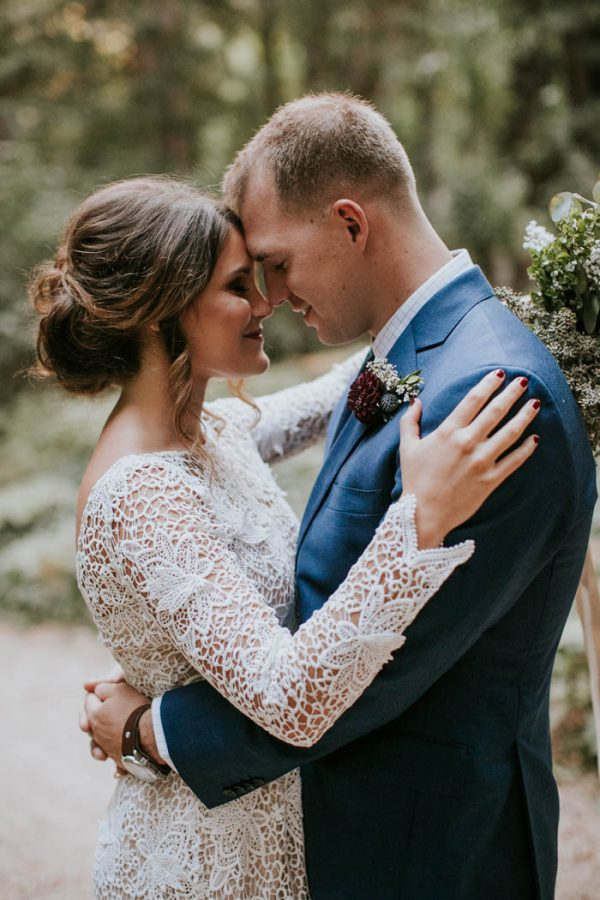 Breathtaking Handmade Elopement at Glen Oaks Big Sur Jen Workman-35