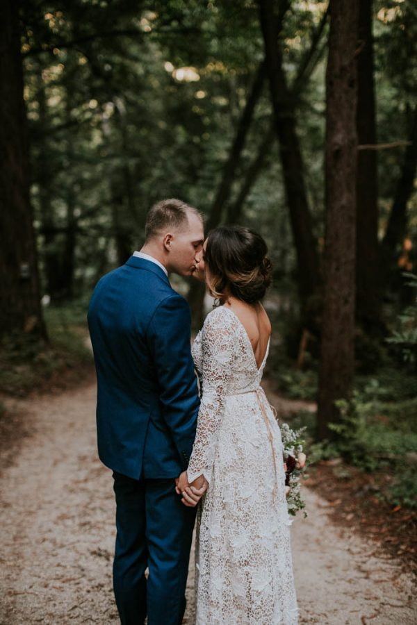 Breathtaking Handmade Elopement at Glen Oaks Big Sur Jen Workman-36