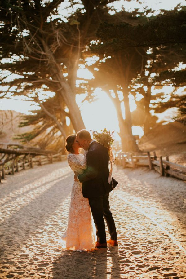 Breathtaking Handmade Elopement at Glen Oaks Big Sur Jen Workman-40
