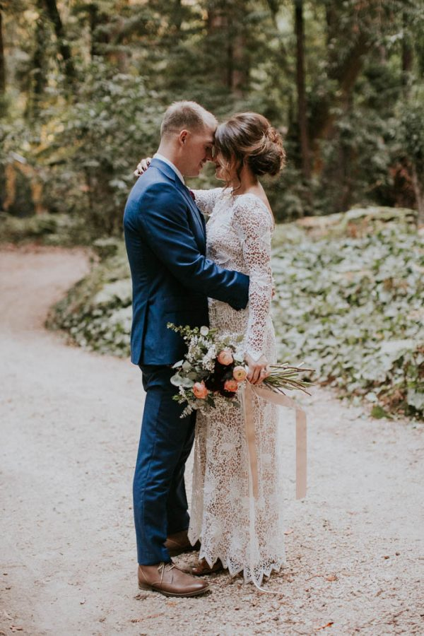 Breathtaking Handmade Elopement at Glen Oaks Big Sur Jen Workman-58