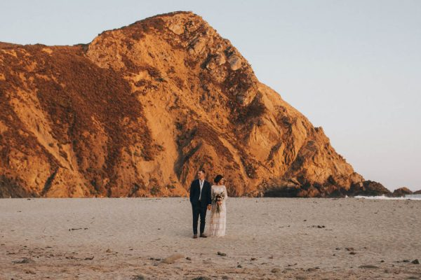 Breathtaking Handmade Elopement at Glen Oaks Big Sur Jen Workman-6