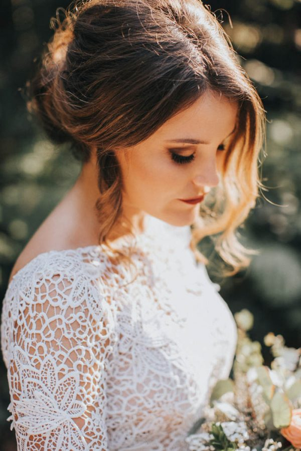 Breathtaking Handmade Elopement at Glen Oaks Big Sur Jen Workman