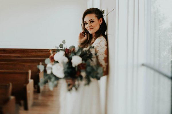 Eclectic Romantic Wedding Inspiration at The Chapel at Southwind Hills Peyton Rainey Photography and Chelsea Denise Photography-21