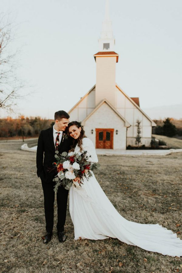 Eclectic Romantic Wedding Inspiration at The Chapel at Southwind Hills Peyton Rainey Photography and Chelsea Denise Photography-41