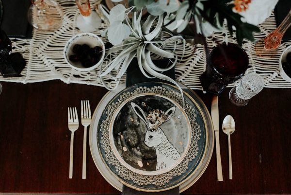 Eclectic Romantic Wedding Inspiration at The Chapel at Southwind Hills Peyton Rainey Photography and Chelsea Denise Photography-44