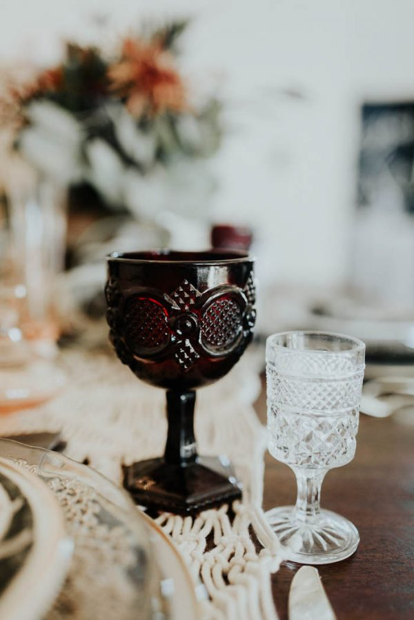 Eclectic Romantic Wedding Inspiration at The Chapel at Southwind Hills Peyton Rainey Photography and Chelsea Denise Photography-45