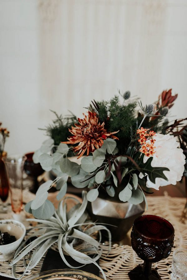 Eclectic Romantic Wedding Inspiration at The Chapel at Southwind Hills Peyton Rainey Photography and Chelsea Denise Photography-47