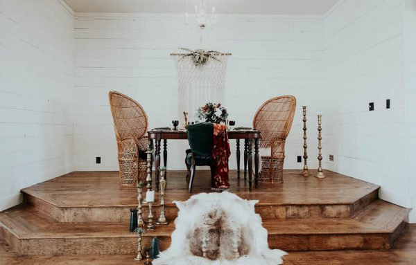Eclectic Romantic Wedding Inspiration at The Chapel at Southwind Hills Peyton Rainey Photography and Chelsea Denise Photography-5