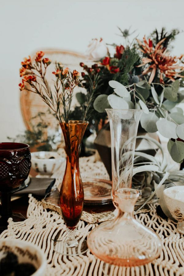 Eclectic Romantic Wedding Inspiration at The Chapel at Southwind Hills Peyton Rainey Photography and Chelsea Denise Photography-66