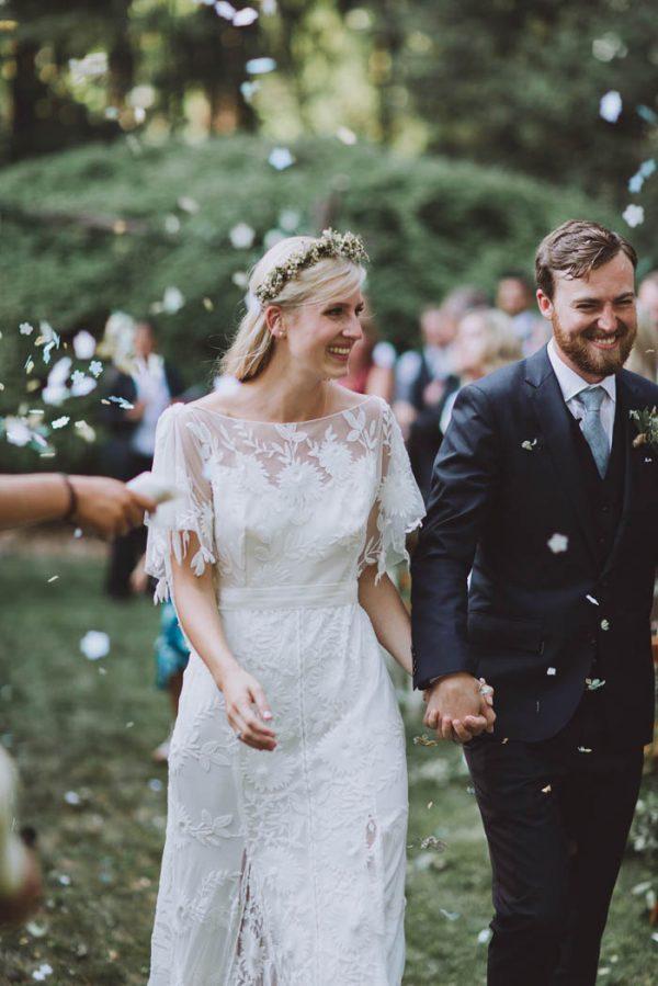 Wedding Dress Rental Toronto 10 Beautiful Enchanting Backyard Garden Wedding
