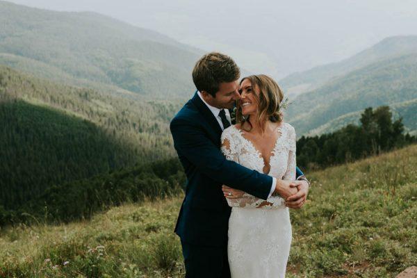Stylish Vail Colorado Wedding At The Sonnenalp Junebug Weddings