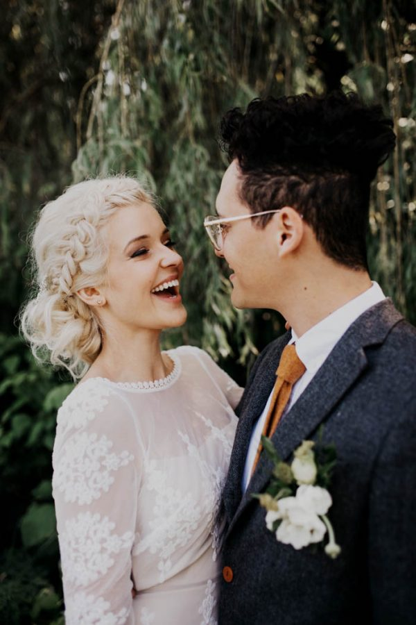 This Free-Spirited Sauvie Island Wedding Will Steal Your Heart India Earl-12