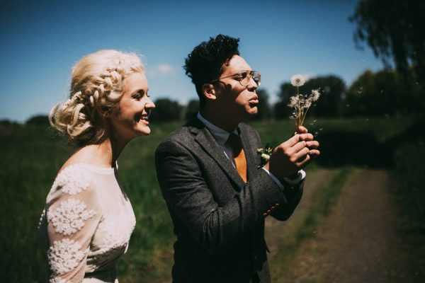 This Free-Spirited Sauvie Island Wedding Will Steal Your Heart India Earl-13