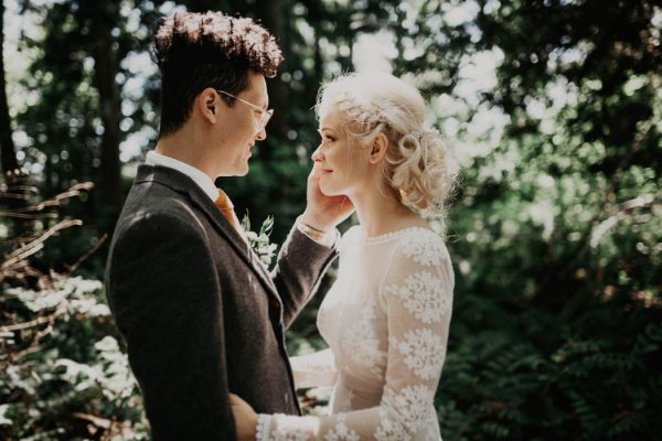 This Free-Spirited Sauvie Island Wedding Will Steal Your Heart India Earl-16