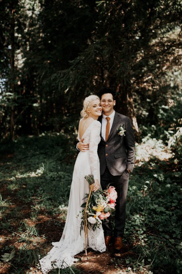 This Free-Spirited Sauvie Island Wedding Will Steal Your Heart India Earl-18