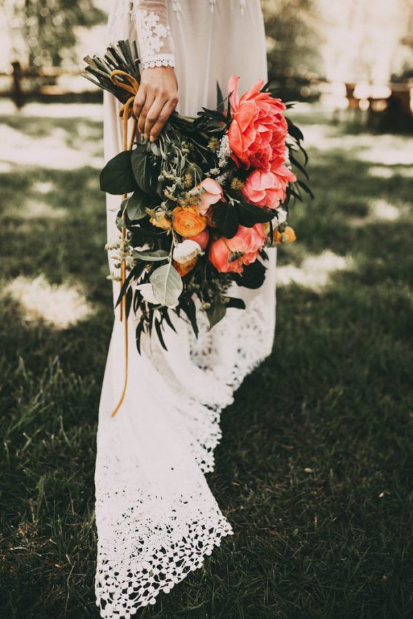 This Free-Spirited Sauvie Island Wedding Will Steal Your Heart India Earl-19