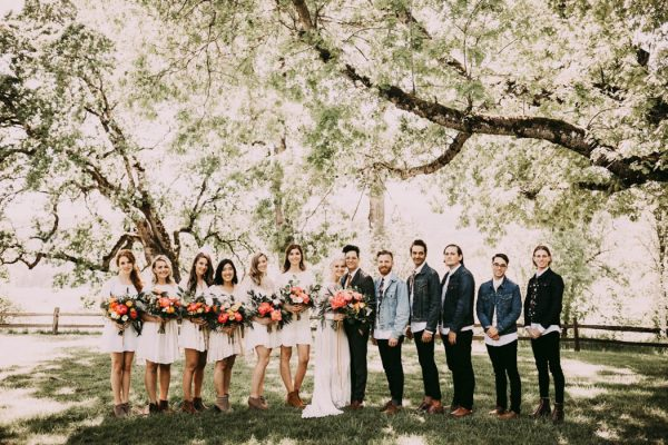 This Free-Spirited Sauvie Island Wedding Will Steal Your Heart India Earl-21