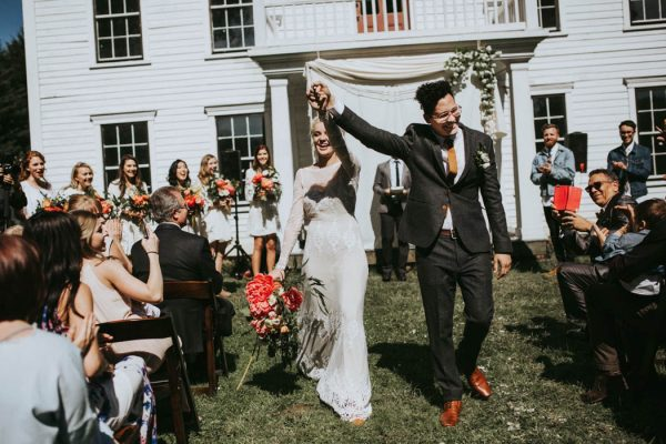 This Free-Spirited Sauvie Island Wedding Will Steal Your Heart India Earl-29