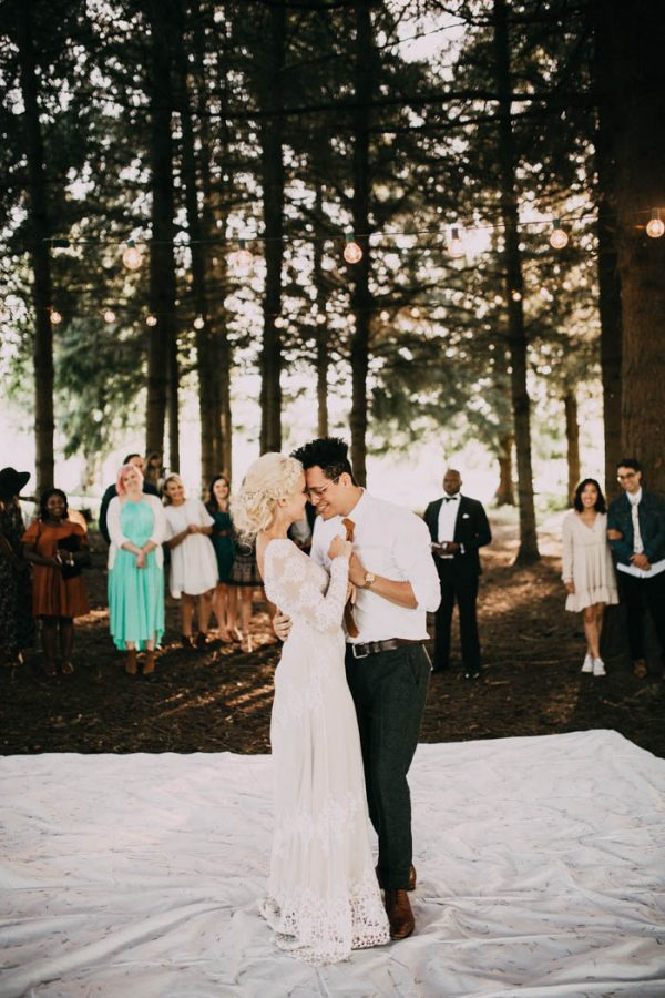 This Free-Spirited Sauvie Island Wedding Will Steal Your Heart India Earl-40