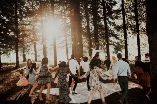 This Free-Spirited Sauvie Island Wedding Will Steal Your Heart India Earl-42