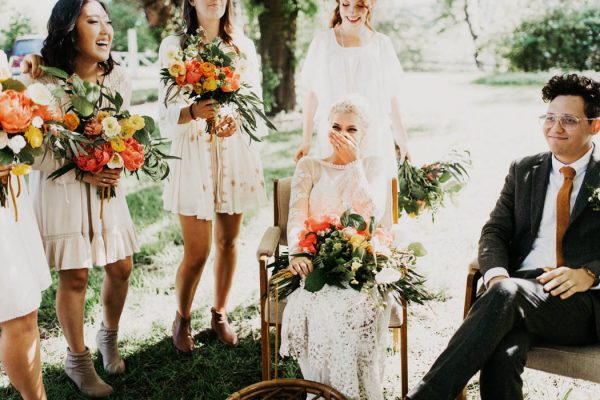 This Free-Spirited Sauvie Island Wedding Will Steal Your Heart India Earl-60