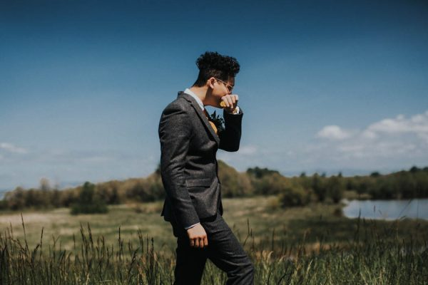 This Free-Spirited Sauvie Island Wedding Will Steal Your Heart India Earl-7
