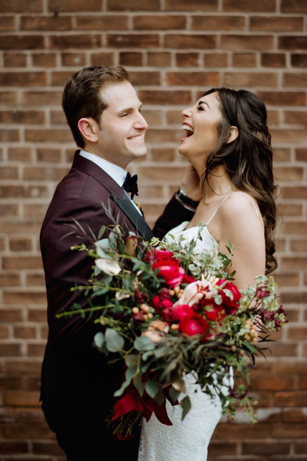 Urban Glam Toronto Wedding at the Fermenting Cellar Mango Studios-19