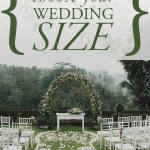 Choosing Your Wedding Size