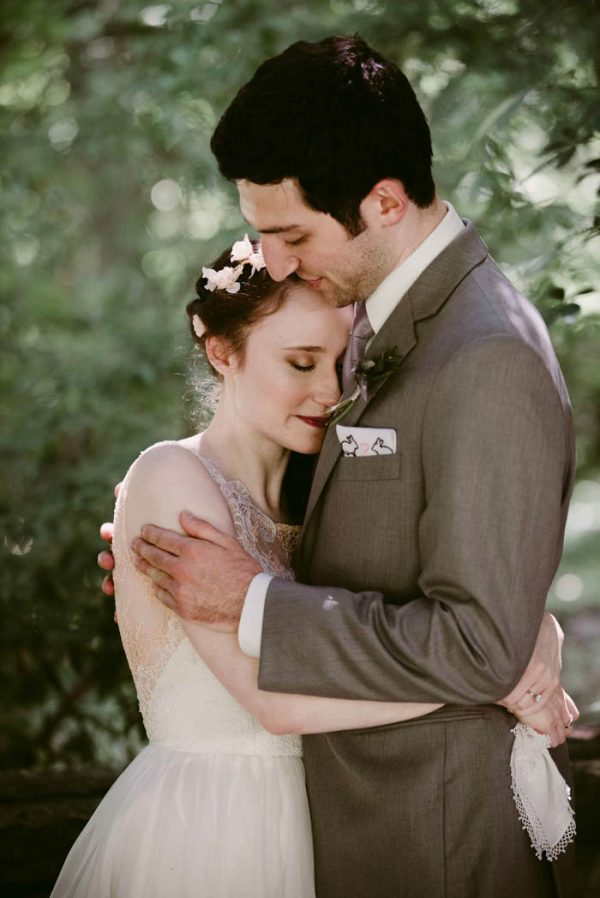 Enchanting Jewish Wedding In Cleveland Ohio Junebug Weddings